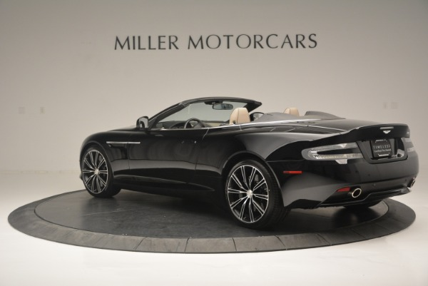 Used 2015 Aston Martin DB9 Volante for sale Sold at Alfa Romeo of Westport in Westport CT 06880 4
