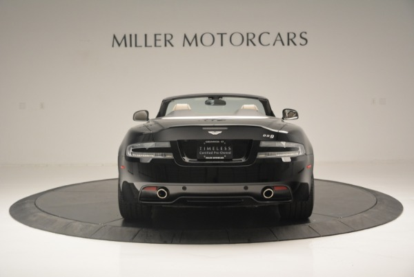 Used 2015 Aston Martin DB9 Volante for sale Sold at Alfa Romeo of Westport in Westport CT 06880 6