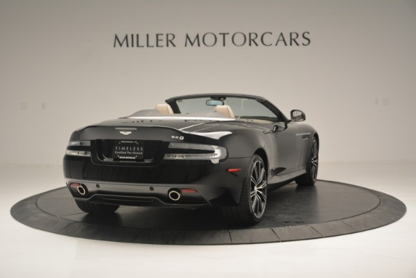Used 2015 Aston Martin DB9 Volante for sale Sold at Alfa Romeo of Westport in Westport CT 06880 7