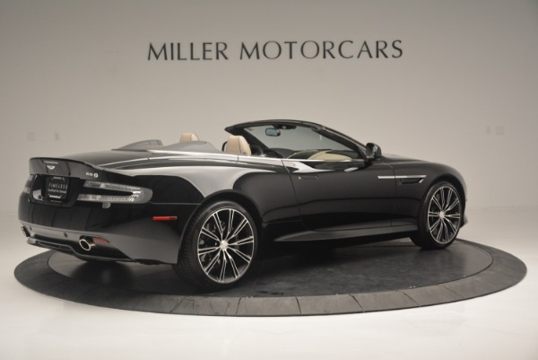Used 2015 Aston Martin DB9 Volante for sale Sold at Alfa Romeo of Westport in Westport CT 06880 8