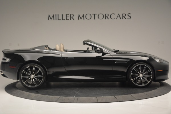 Used 2015 Aston Martin DB9 Volante for sale Sold at Alfa Romeo of Westport in Westport CT 06880 9