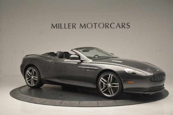 Used 2014 Aston Martin DB9 Volante for sale Sold at Alfa Romeo of Westport in Westport CT 06880 10