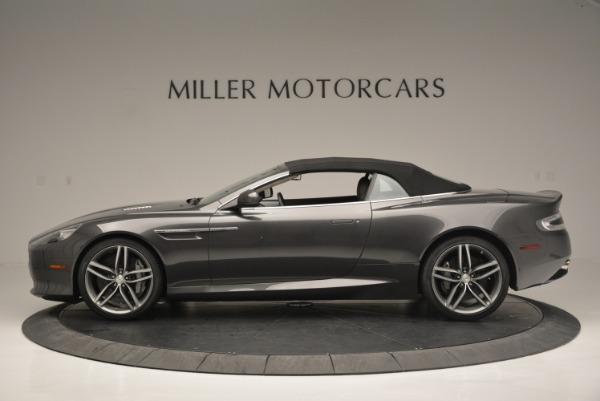 Used 2014 Aston Martin DB9 Volante for sale Sold at Alfa Romeo of Westport in Westport CT 06880 15