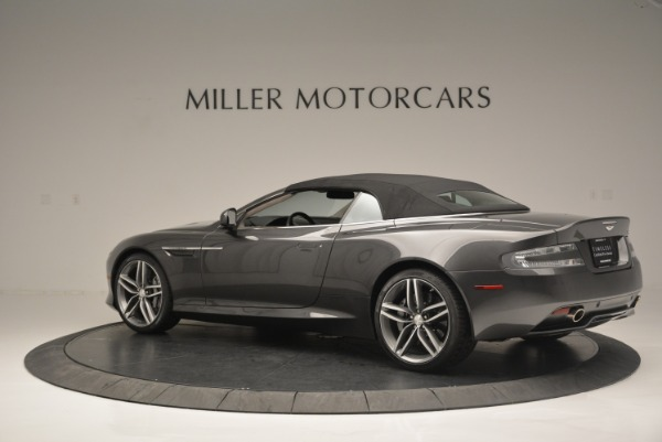 Used 2014 Aston Martin DB9 Volante for sale Sold at Alfa Romeo of Westport in Westport CT 06880 16
