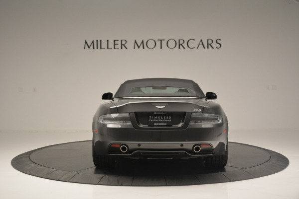 Used 2014 Aston Martin DB9 Volante for sale Sold at Alfa Romeo of Westport in Westport CT 06880 18