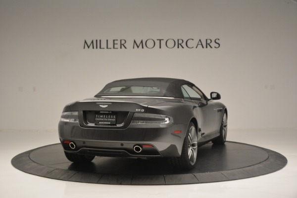 Used 2014 Aston Martin DB9 Volante for sale Sold at Alfa Romeo of Westport in Westport CT 06880 19