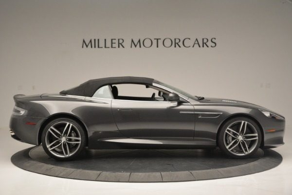 Used 2014 Aston Martin DB9 Volante for sale Sold at Alfa Romeo of Westport in Westport CT 06880 21