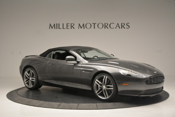 Used 2014 Aston Martin DB9 Volante for sale Sold at Alfa Romeo of Westport in Westport CT 06880 22