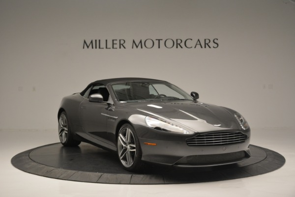 Used 2014 Aston Martin DB9 Volante for sale Sold at Alfa Romeo of Westport in Westport CT 06880 23