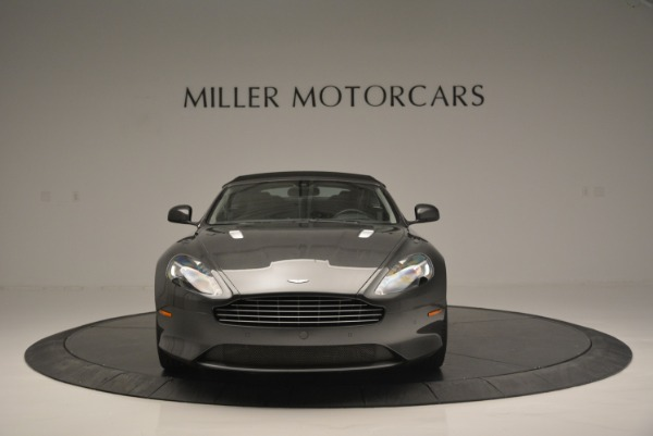 Used 2014 Aston Martin DB9 Volante for sale Sold at Alfa Romeo of Westport in Westport CT 06880 24