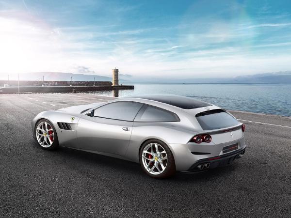 New 2020 Ferrari GTC4LussoT V8 for sale Sold at Alfa Romeo of Westport in Westport CT 06880 2