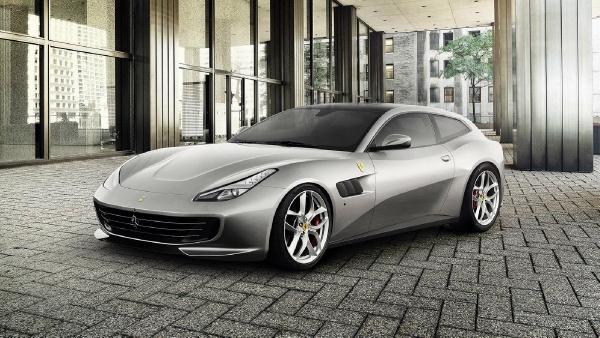 2020 Ferrari GTC4LussoT