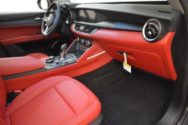 New 2018 Alfa Romeo Stelvio Ti Q4 for sale Sold at Alfa Romeo of Westport in Westport CT 06880 16