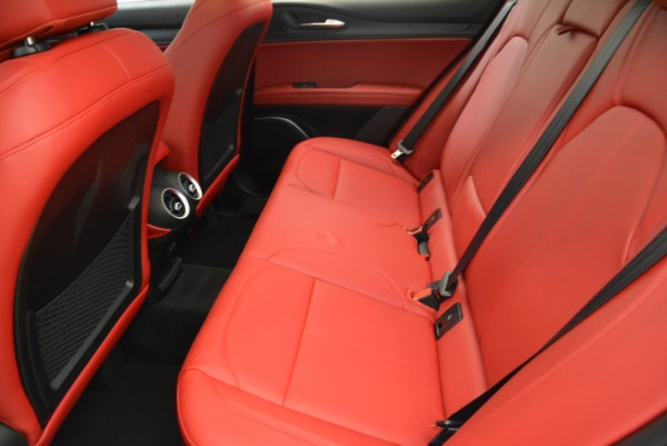 New 2018 Alfa Romeo Stelvio Ti Q4 for sale Sold at Alfa Romeo of Westport in Westport CT 06880 23
