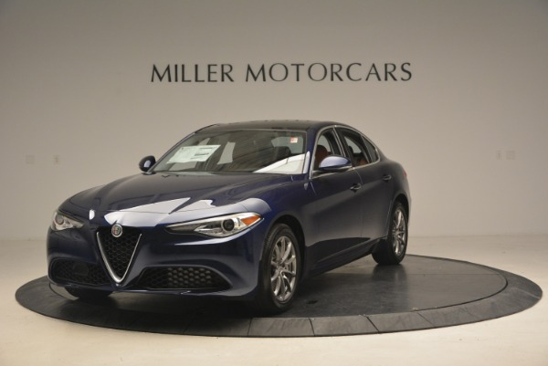 New 2018 Alfa Romeo Giulia Q4 for sale Sold at Alfa Romeo of Westport in Westport CT 06880 1