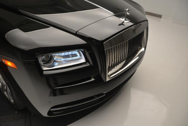 Used 2015 Rolls-Royce Wraith for sale $169,900 at Alfa Romeo of Westport in Westport CT 06880 10