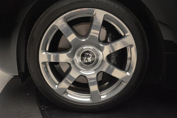Used 2015 Rolls-Royce Wraith for sale $169,900 at Alfa Romeo of Westport in Westport CT 06880 11