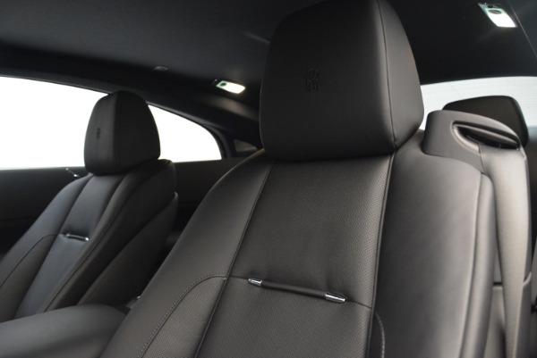 Used 2015 Rolls-Royce Wraith for sale $169,900 at Alfa Romeo of Westport in Westport CT 06880 13