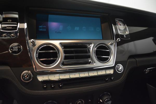 Used 2015 Rolls-Royce Wraith for sale $169,900 at Alfa Romeo of Westport in Westport CT 06880 16