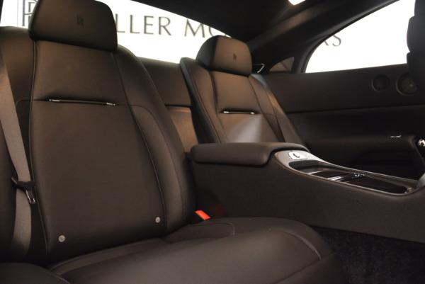 Used 2015 Rolls-Royce Wraith for sale $169,900 at Alfa Romeo of Westport in Westport CT 06880 23
