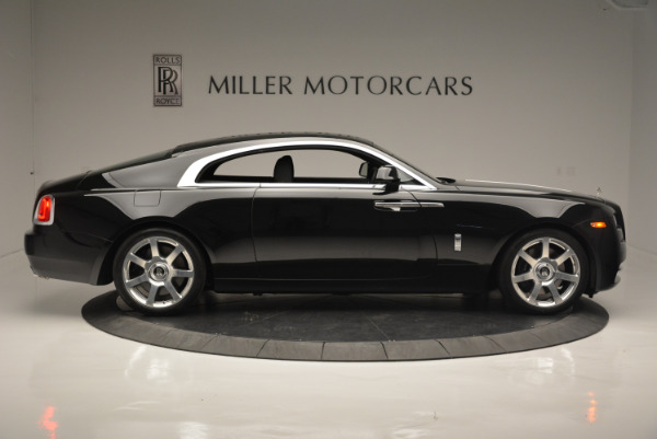 Used 2015 Rolls-Royce Wraith for sale $169,900 at Alfa Romeo of Westport in Westport CT 06880 6