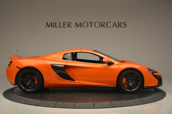 Used 2015 McLaren 650S Spider for sale Sold at Alfa Romeo of Westport in Westport CT 06880 20