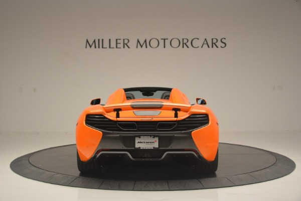 Used 2015 McLaren 650S Spider for sale Sold at Alfa Romeo of Westport in Westport CT 06880 6