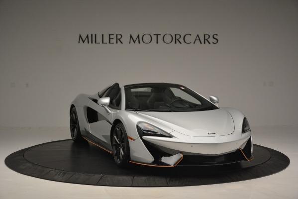 Used 2018 McLaren 570S Spider for sale Sold at Alfa Romeo of Westport in Westport CT 06880 11