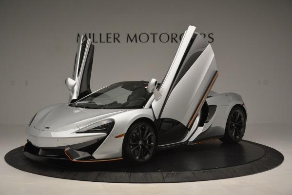 Used 2018 McLaren 570S Spider for sale Sold at Alfa Romeo of Westport in Westport CT 06880 14