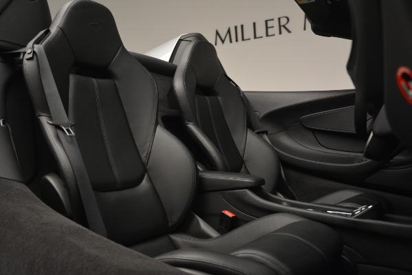 Used 2018 McLaren 570S Spider for sale Sold at Alfa Romeo of Westport in Westport CT 06880 28