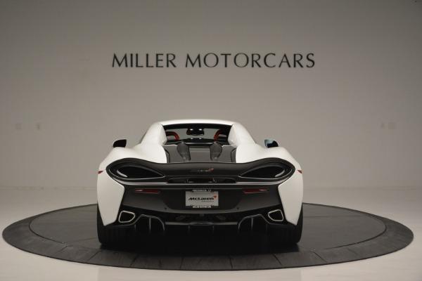 Used 2018 McLaren 570S Spider for sale Sold at Alfa Romeo of Westport in Westport CT 06880 17