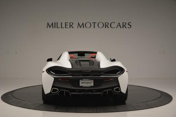 Used 2018 McLaren 570S Spider for sale Sold at Alfa Romeo of Westport in Westport CT 06880 6