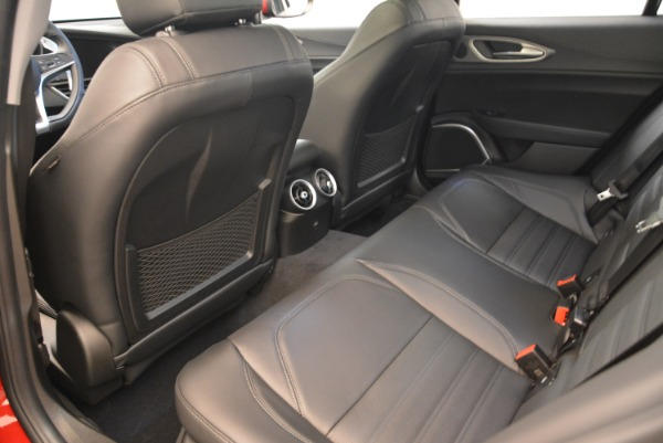 New 2018 Alfa Romeo Giulia Ti Sport Q4 for sale Sold at Alfa Romeo of Westport in Westport CT 06880 16