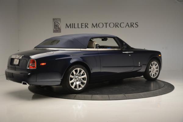 Used 2014 Rolls-Royce Phantom Drophead Coupe for sale Sold at Alfa Romeo of Westport in Westport CT 06880 13