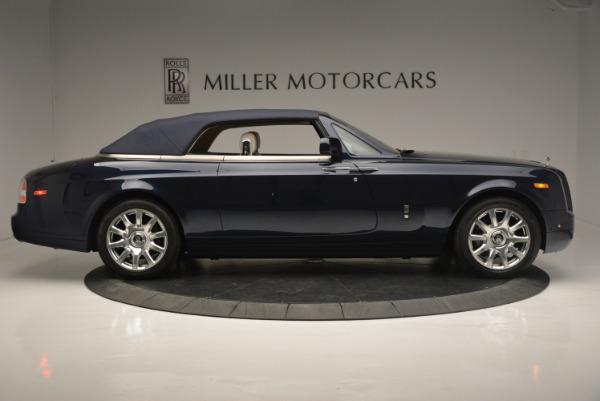 Used 2014 Rolls-Royce Phantom Drophead Coupe for sale Sold at Alfa Romeo of Westport in Westport CT 06880 14