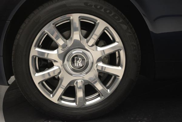 Used 2014 Rolls-Royce Phantom Drophead Coupe for sale Sold at Alfa Romeo of Westport in Westport CT 06880 18