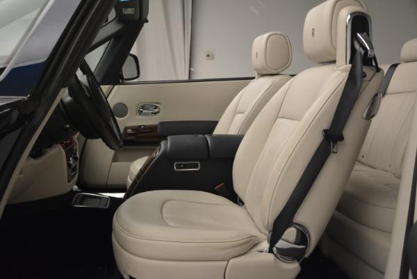 Used 2014 Rolls-Royce Phantom Drophead Coupe for sale Sold at Alfa Romeo of Westport in Westport CT 06880 19