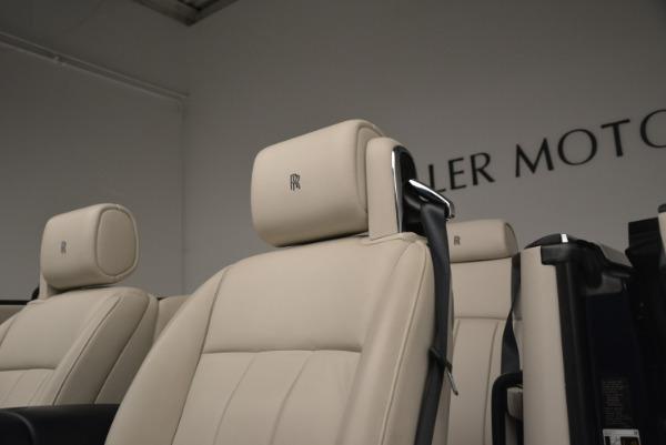 Used 2014 Rolls-Royce Phantom Drophead Coupe for sale Sold at Alfa Romeo of Westport in Westport CT 06880 20