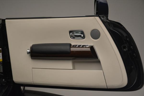 Used 2014 Rolls-Royce Phantom Drophead Coupe for sale Sold at Alfa Romeo of Westport in Westport CT 06880 21
