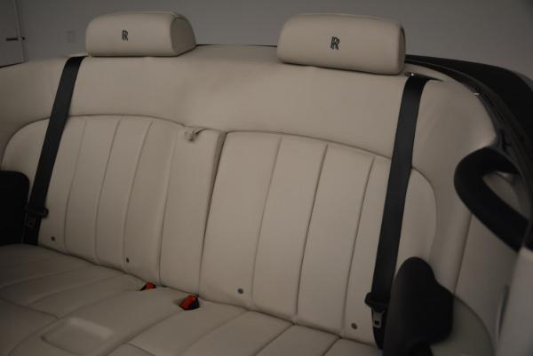 Used 2014 Rolls-Royce Phantom Drophead Coupe for sale Sold at Alfa Romeo of Westport in Westport CT 06880 24