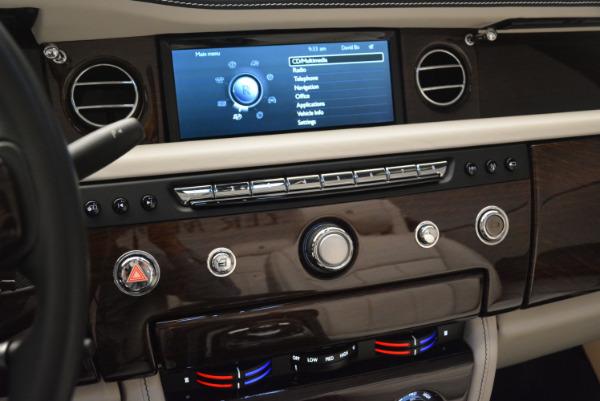 Used 2014 Rolls-Royce Phantom Drophead Coupe for sale Sold at Alfa Romeo of Westport in Westport CT 06880 26