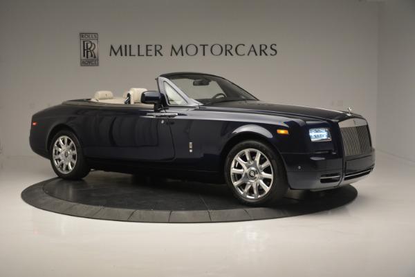 Used 2014 Rolls-Royce Phantom Drophead Coupe for sale Sold at Alfa Romeo of Westport in Westport CT 06880 7