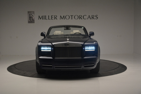 Used 2014 Rolls-Royce Phantom Drophead Coupe for sale Sold at Alfa Romeo of Westport in Westport CT 06880 8