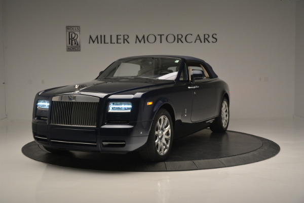 Used 2014 Rolls-Royce Phantom Drophead Coupe for sale Sold at Alfa Romeo of Westport in Westport CT 06880 9