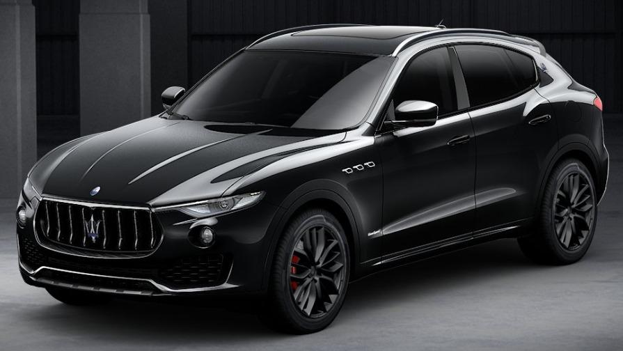 New 2018 Maserati Levante SQ4 GranSport Nerissimo for sale Sold at Alfa Romeo of Westport in Westport CT 06880 1