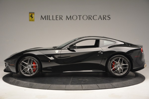 Used 2014 Ferrari F12 Berlinetta for sale Sold at Alfa Romeo of Westport in Westport CT 06880 3