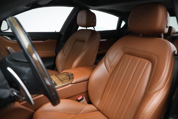 New 2018 Maserati Quattroporte S Q4 for sale Sold at Alfa Romeo of Westport in Westport CT 06880 14