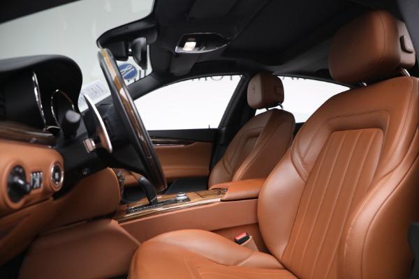 New 2018 Maserati Quattroporte S Q4 for sale Sold at Alfa Romeo of Westport in Westport CT 06880 15