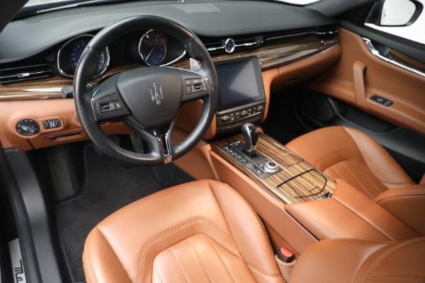 New 2018 Maserati Quattroporte S Q4 for sale Sold at Alfa Romeo of Westport in Westport CT 06880 17