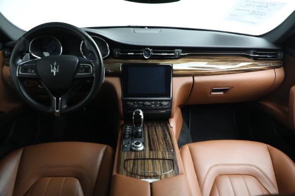 New 2018 Maserati Quattroporte S Q4 for sale Sold at Alfa Romeo of Westport in Westport CT 06880 18